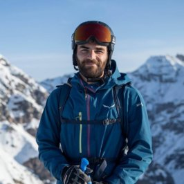 Portrait of a PROSNOW scientist: Luca Vallata