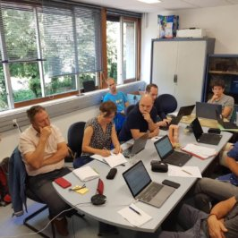Exploitation strategies moving ahead with meeting in Grenoble