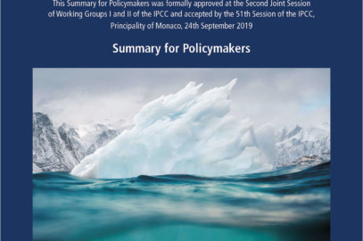 PROSNOW statement on the IPCC's Special Report on the Ocean and Cryosphere in a Changing Climate