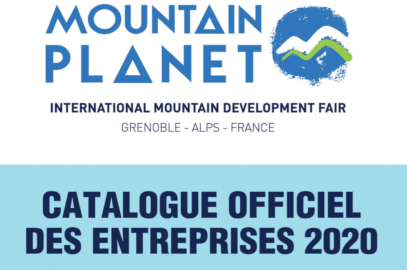 Le catalogue Mountain Planet est disponible !