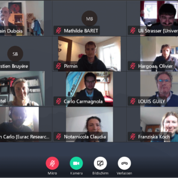 Last General Assembly took place… online!